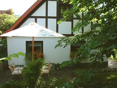 Außenansicht Terrasse