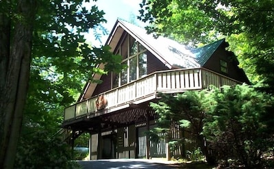 October Hill Mountain Chalet