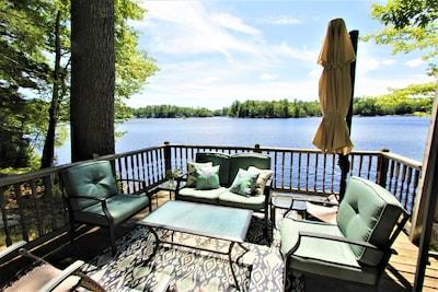 Little Sebago Lake, Raymond, Maine, United States of America
