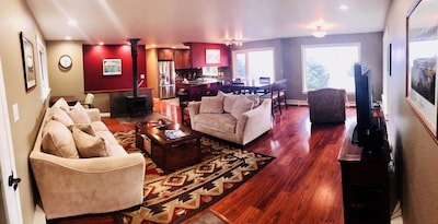 Welcome to The Catch! You home away from home on Kodiak Island!