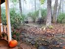 Stoneridge Cottage I Fall Patio