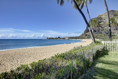 Ulehawa Beach Park, Waianae, Hawaii, United States of America
