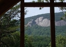View of Bald Mountain from Living Room