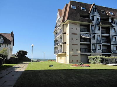 Plage de Cabourg, France