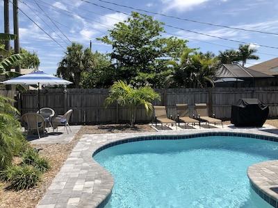 Parc de Naples, North Naples, Floride, États-Unis d'Amérique