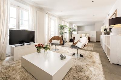 52 sqm Living Room area