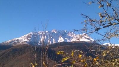 l'Arbizon hiver 2017