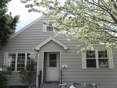 Our Charming Bungalow.  Approximately 2200sf to enjoy!