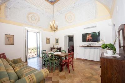 Marciano, Massa Lubrense, Campanie, Italie