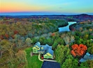 Beautiful, panoramic site above Lake Galena. Privacy and a great lawn!