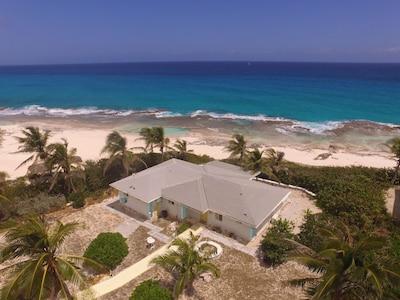 Cape Santa Maria, Galliot Cay, Long Island, Bahamas
