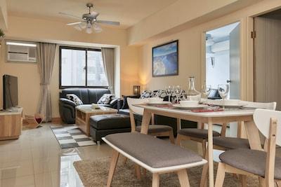 Living & dining room 客廳和飯廳