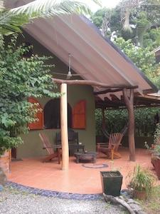 Front of Casa Verde