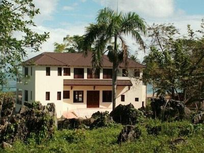 A Colonial BeachFront Villa