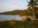 and its splendid semi-private sandy beach