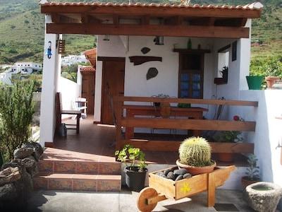 Réserve de biosphère d'El Hierro, Valverde, Iles Canaries, Espagne