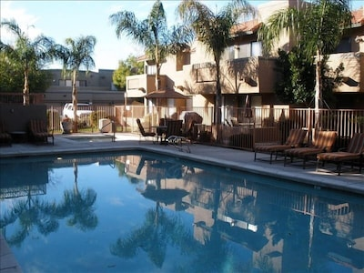 Resort Style Living with a Heated Pool, Hot Tub