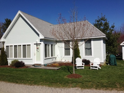 Front of Cottage
