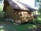Cute Little Log Cabin