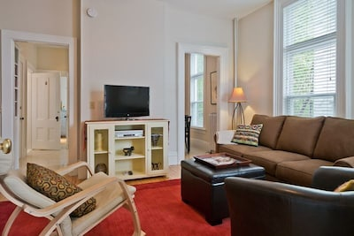 Welcome to our Chic One Bedroom at Portland on Avon!