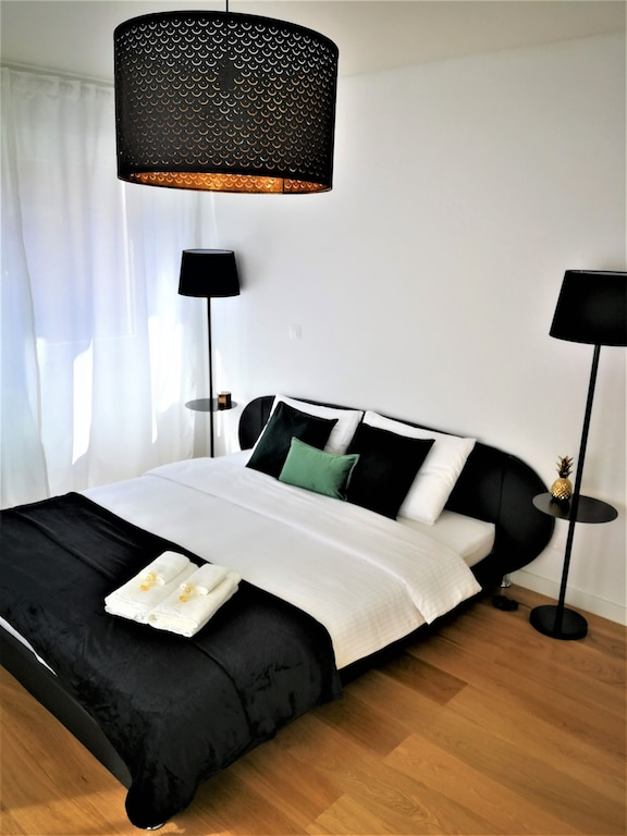 Industrial Lisbon Apartment Downtown Comfy And Nice Interior Design Santo Antonio