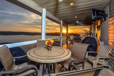 The Top Floor End Unit offers unmatched views!
