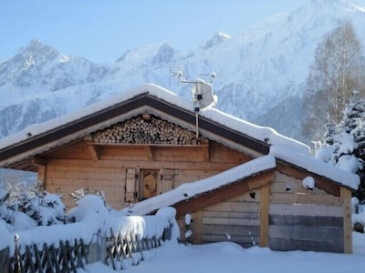 Les Chavants, Les Houches, Haute-Savoie (département), France