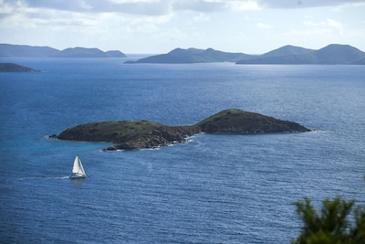 View of LeDuc Island