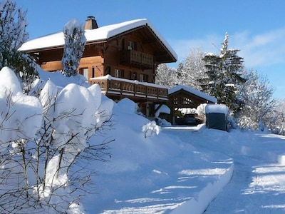 Morillon Ski Lift, Morillon, Haute-Savoie, France