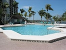 North Tower Pool and Beachfront