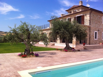 Casa Toti and pool