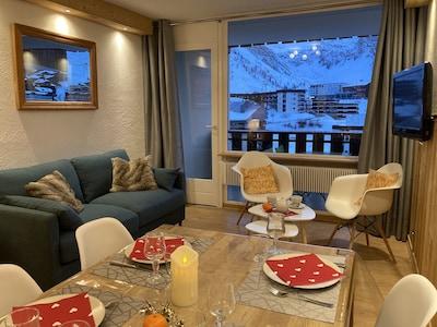 Pavot, Tignes, Savoie, France