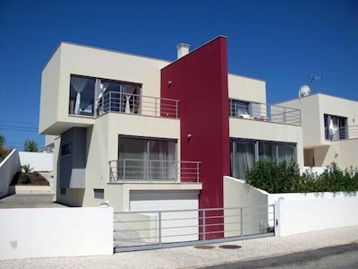 View of Front of Villa