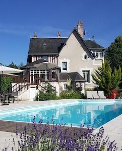 Cellettes, Loir-et-Cher (département), France
