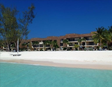 The Islands Club viewed from the water!!