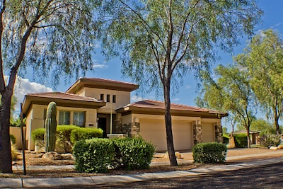 Our Gated Sonoran Foothills getaway