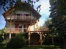 maison coté rivière