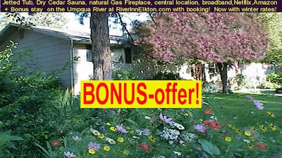 Several bonus offers are available...find one that will work for you...read on..