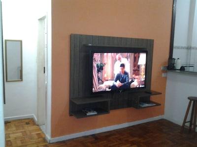 Sala com Tv de 50´´