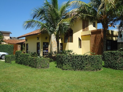 Casa  próxima à Praia - Condomínio Morada da Praia - 1 suite