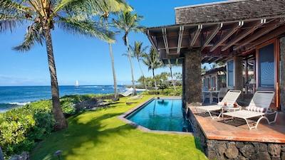 Keiki Cove Beach, Koloa, Hawaii, United States of America