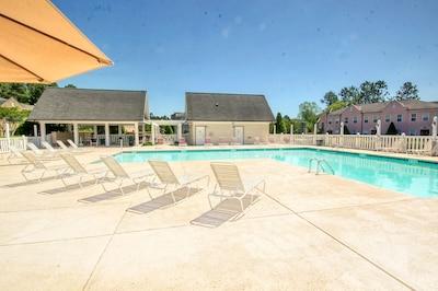 2 Bedrm / 2 Bath Myrtle Beach Family Friendly Villa.  Newly updated throughout!!