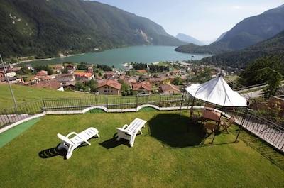 Villa  sul Lago di Molveno