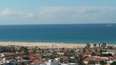Ashdod Beach, Ashdod, Southern District, Israel