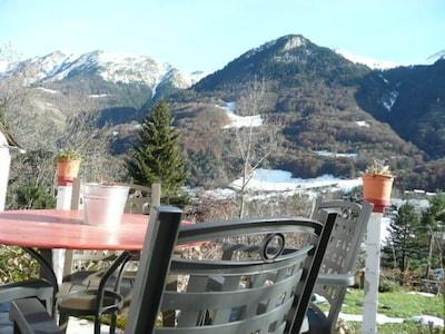 Pyrénées Vallées des Gaves, Hautes-Pyrenees, France