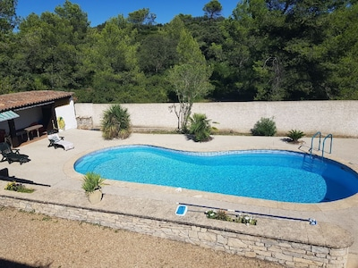 Grézan, Nîmes, Gard, France