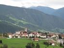 Meransen Südtirol Blick Haus Adler