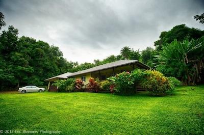 Moloaa Bay, Kilauea, Hawaii, United States of America