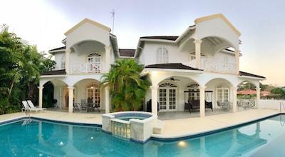 Sandy Lane Golf Course, Paynes Bay, St. James, Barbados