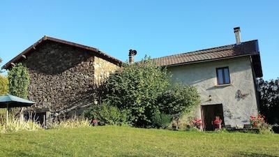 Laval-sur-Doulon, Haute-Loire, France